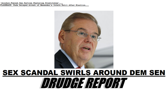 Bob Menendez, were the parties that good??