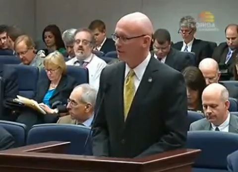 Florida Representative Cary Pigman