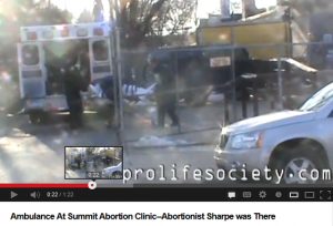 abortion ambulance run 1 sharpe 3-23-13 Summit Medical Services abortion clinic