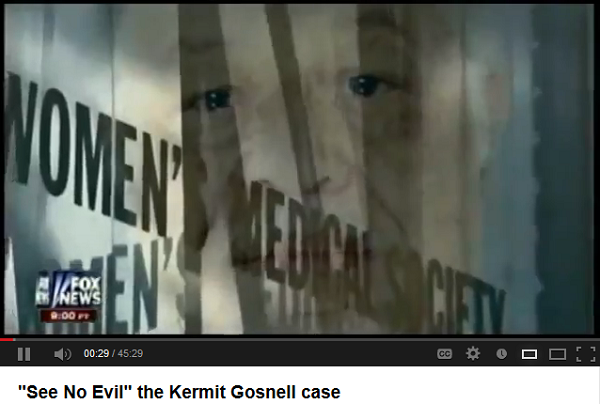 Kermit Gosnell Fox Special